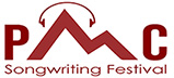 PMC Songwriting Festival Sept 25 – 27, 2020 Logo